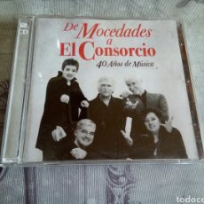 CDs de Música: CD DOBLE MOCEDADES. Lote 178954371