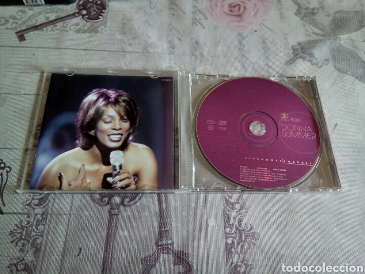 CDs de Música: CD DONNA SUMMER - Foto 3 - 178954497