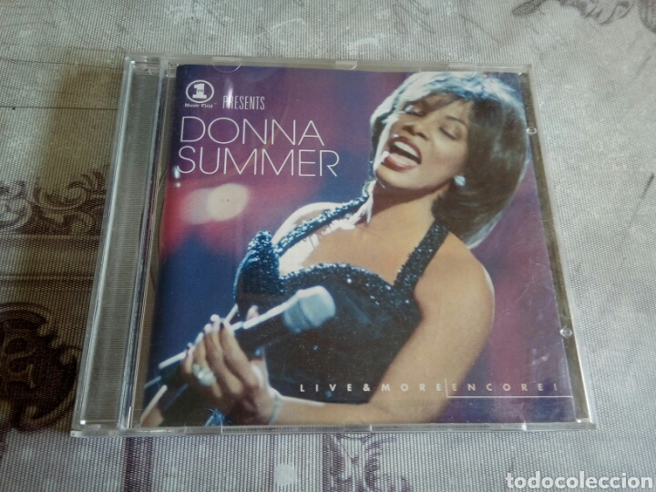CDs de Música: CD DONNA SUMMER - Foto 1 - 178954497