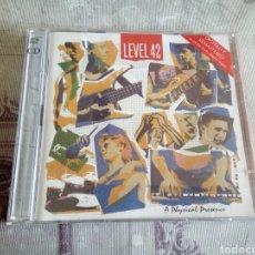 CDs de Música: CD LEVEL 42. Lote 178954611