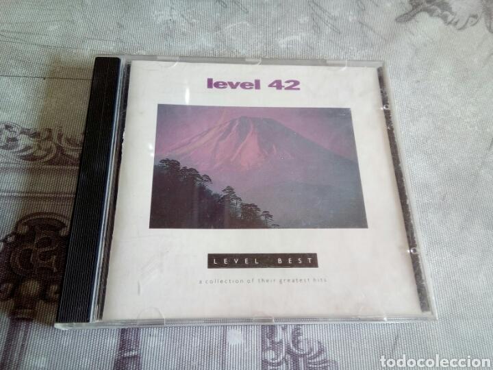 CD LEVEL 42 (Música - CD's Otros Estilos)