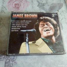 CDs de Música: CD DOBLE JAMES BROWN. Lote 178954965