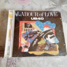 CDs de Música: CD UB40. Lote 178955203