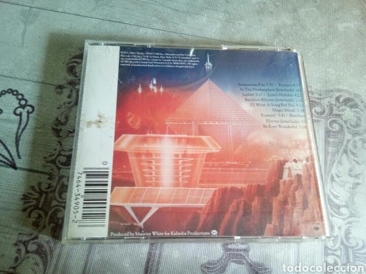 CDs de Música: CD EARTH WIND & FIRE - Foto 2 - 178956050