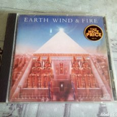 CDs de Música: CD EARTH WIND & FIRE. Lote 178956050