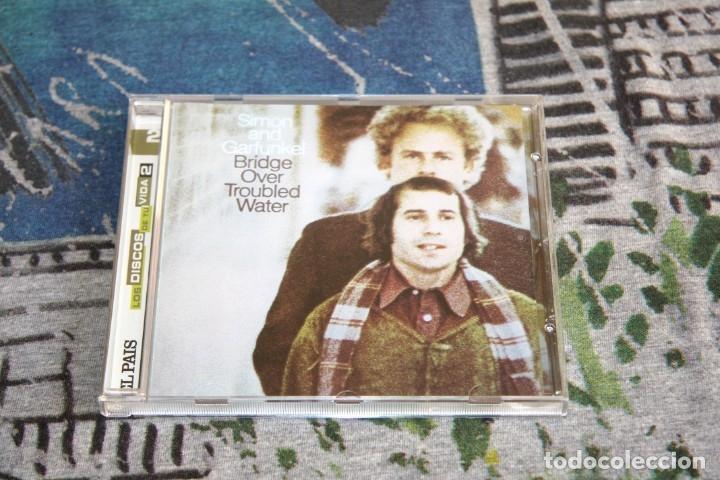 SIMON AND GARFUNKEL - BRIDGE OVER TROUBLED WATER - 495084 2 - COLUMBIA - CD (Música - CD's Melódica )
