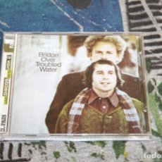 CDs de Música: SIMON AND GARFUNKEL - BRIDGE OVER TROUBLED WATER - COLUMBIA - 495084 2 - CD. Lote 49033827