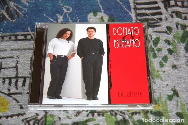 DONATO & ESTEFANO - MAR ADENTRO - EPIC - EPC 478356 2 - CD (Música - CD's Latina)