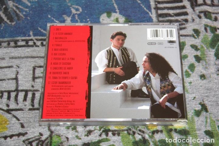 CDs de Música: Donato & Estefano - Mar Adentro - EPIC - EPC 478356 2 - CD - Foto 2 - 49100471