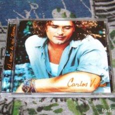 CDs de Música: CARLOS VIVES - EL AMOR DE MI TIERRA - VIRGIN - 724352285426 - CD. Lote 54816744