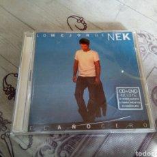 CDs de Música: CD+DVD NEK. Lote 178956733