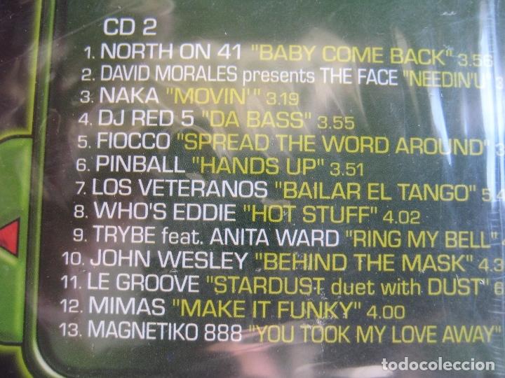 CDs de Música: Lo + Duro 6 DOBLE CD MAX MUSIC 1998 PRECINTADO - HOUSE PROGRESSIVE MAKINA TECHNO - Foto 4 - 178968698