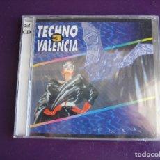 CDs de Música: TECHNO VALENCIA 3 DOBLE CD CONTRASEÑA PRECINTADO 1993 - TECHNO EURO HOUSE BAKALAO. Lote 178968992