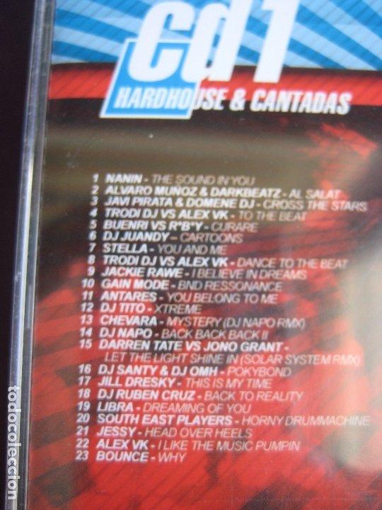 CDs de Música: Aniverdance Vol.3 TRIPLE CD DREAMS 2003 - LIGERAS SEÑALES DE USO EN CD 1 LOS OTROS 2 PARECEN SIN USO - Foto 3 - 178969438