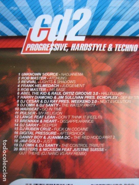 CDs de Música: Aniverdance Vol.3 TRIPLE CD DREAMS 2003 - LIGERAS SEÑALES DE USO EN CD 1 LOS OTROS 2 PARECEN SIN USO - Foto 4 - 178969438