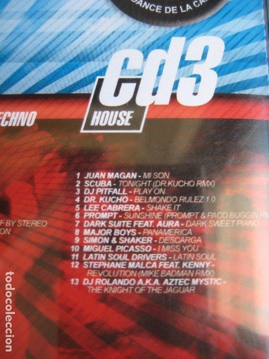 CDs de Música: Aniverdance Vol.3 TRIPLE CD DREAMS 2003 - LIGERAS SEÑALES DE USO EN CD 1 LOS OTROS 2 PARECEN SIN USO - Foto 5 - 178969438