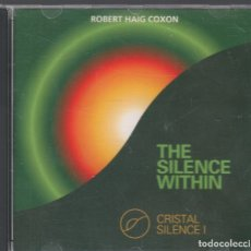 CDs de Música: ROBERT HAIG COXON - THE SILENCE WITHIN / CD DE 1986 RF-3136. Lote 178970306