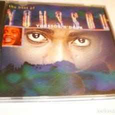 CDs de Música: CD THE BEST OF YOUSSOU N'DOUR. VIRGIN 1994 HOLLAND (BUEN ESTADO, SEMINUEVO). Lote 178972391