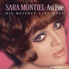 CDs de Música: SARA MONTIEL - ASÍ FUE: MIS MEJORES CANCIONES (CD) NUEVO Y PRECINTADO . Lote 178987628