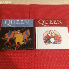 CDs de Música: QUEEN - 2 ESTUCHES - A NIGHT AT THE OPERA Y A KIND OF MAGIC - EDICIONES 2008 - EDICIONES PRIMERA PLA. Lote 178987680