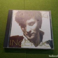 CDs de Música: K.D. LANG – INGÉNUE CD . Lote 178988108