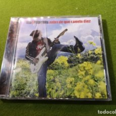 CDs de Música: CD ROCK FITO Y FITIPANDIS ANTES DE QUE CUENTE DIEZ . Lote 178988250