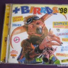 CDs de Música: + BIRRAS '98 DOBLE CD ARIOLA 1998 - ELECTRONICA HOUSE DISCO MAKINA LATIN - SIN APENAS USO. Lote 178992208