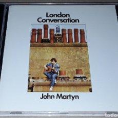 CDs de Música: CD - JOHN MARTYN - LONDON CONVERSATION - JOHN MARTYN. Lote 178998210