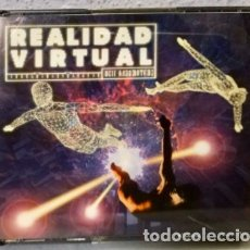 CDs de Música: CD REALIDAD VIRTUAL. Lote 179015692