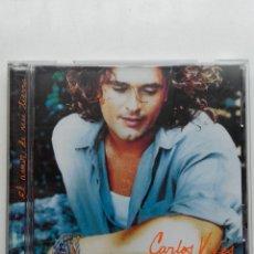 CDs de Música: CARLOS VIVES. EL AMOR DE MI TIERRA - CD. Lote 179016031