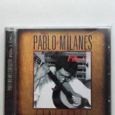 CDs de Música: PABLO MILANES CANTAUTOR. FILIN I - CD - 1981. Lote 179016586