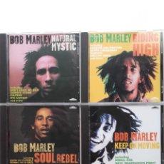 CDs de Música: BOB MARLEY - REGGAE - 4 CD. Lote 179017563