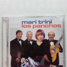 CDs de Música: MARI TRINI CON LOS PANCHOS - DOBLE CD. Lote 179017660
