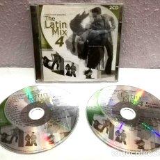 CDs de Música: CD LATIN MIX 4. Lote 179019287