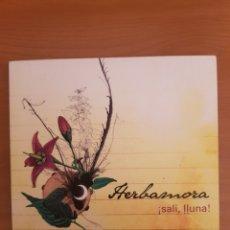 CDs de Música: CD DE HERBAMORA. ¡SALÍ, LLUNA! MÚSICA EN ASTURIANU. Lote 179024960