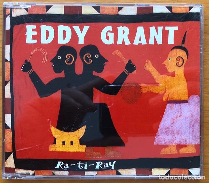 CD SINGLE EDDY GRANT (Música - CD's Reggae)
