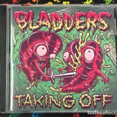CDs de Música: BLADDERS - TAKING OFF. Lote 179039571