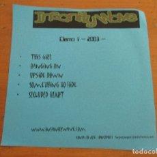 CDs de Música: INSANITY WAVE DEMO I 2003 MAQUETA 5 CANCIONES . Lote 179048058