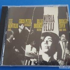 CDs de Música: CD / VARIOS ARTISTAS / BILLIE BROOKS - BOOKER ERVIN - NURIA FELIU - TETE MONTOLIU - ERICH PETER 1993. Lote 179059875
