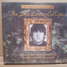 CDs de Música: JOHN LENNON COLLECTION /PRECINTADO/RARO. Lote 179064693