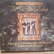CDs de Música: THE FAB FOUR COLLECTION/BEATLES/RARO/PRECINTADO. Lote 179064847