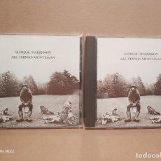 CDs de Música: GEORGE HARRISON ALL THINGS MUST PASS/2 EDICIONES DIFERENTES. Lote 179065211