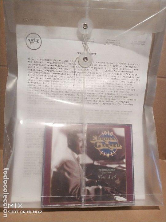 ERROLL GARNER SOLO TIME VOL. 4&5. + CARPERTA+ BIO (Música - CD's Jazz, Blues, Soul y Gospel)
