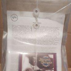 CDs de Música: ERROLL GARNER SOLO TIME VOL. 4&5. + CARPERTA+ BIO. Lote 179066437