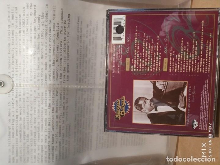 CDs de Música: ERROLL GARNER SOLO TIME VOL. 4&5. + CARPERTA+ BIO - Foto 2 - 179066437