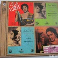 CDs de Música: CD LOLA FLORES - LOLA DE ESPAÑA - A TU VERA - PENA, PENITA , PENA - DON QUIJOTE - OLÈ DOLORES - . Lote 179068131