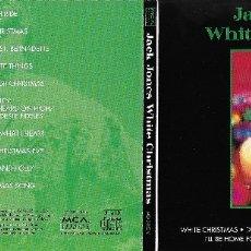CDs de Música: JACK JONES - WHITE CHRISTMAS - DESCATALOGADO. Lote 179069480