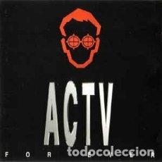 CDs de Música: VARIOUS – ACTV FOR EVER (CONTRASEÑA REC., CON 025 CD, 2CD, 1996) . Lote 179069647