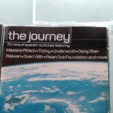 CDs de Música: VARIOUS – THE JOURNEY. Lote 179073285