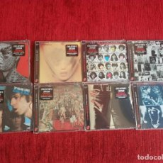 CDs de Música: THE ROLLING STONES 8 CDS PRECINTADOS COLLECTOR'S EDITION. Lote 179075958
